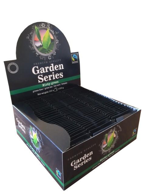 Groene Thee Misty Green 100x2 gram