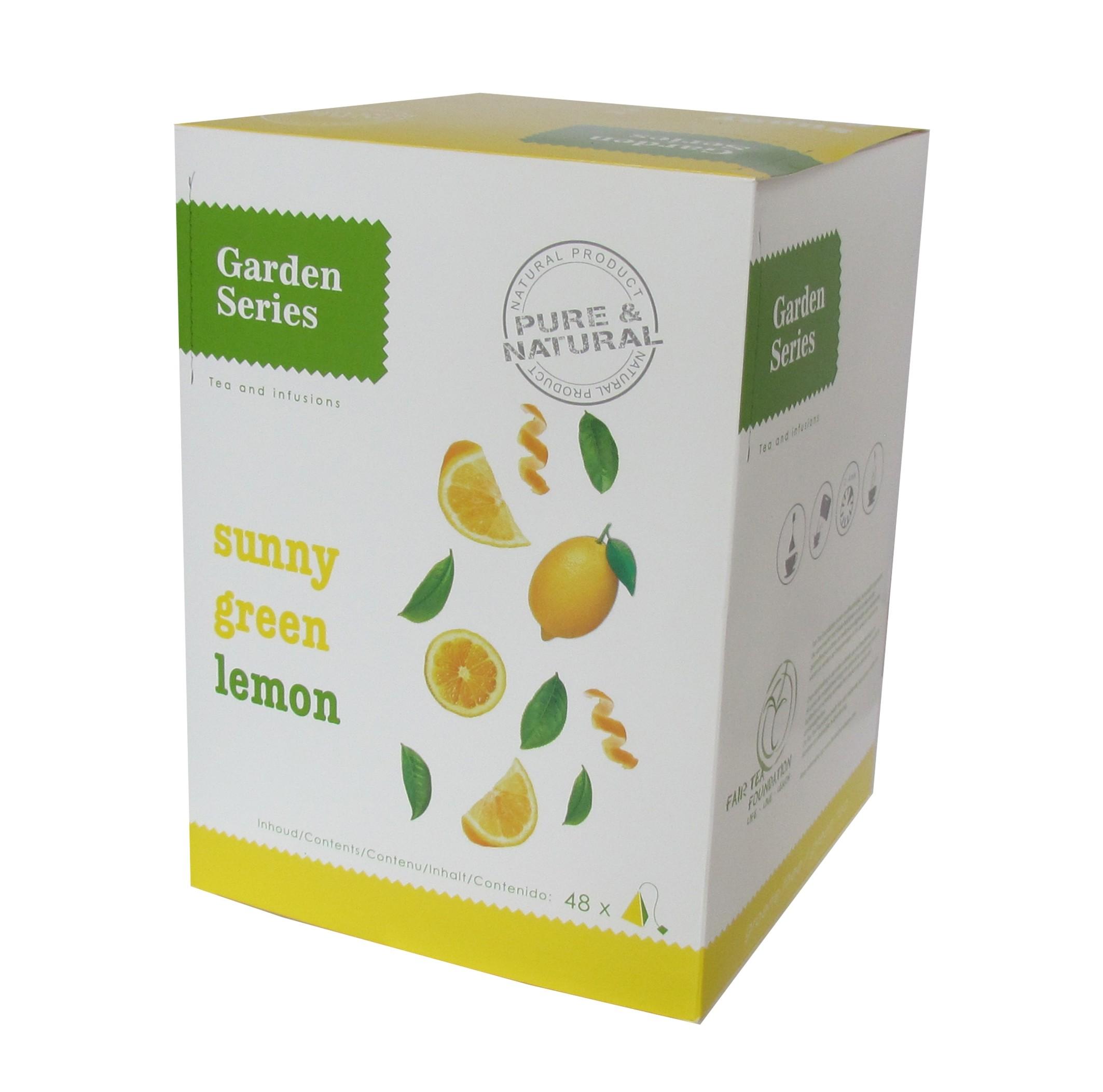 Garden serie Pyramide Sunny Green Lemon