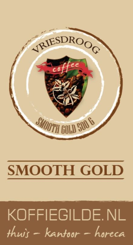 Koffiegilde.nl Smooth Gold