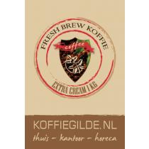 Koffiegilde.nl Fresh Brew Extra Cream 1 Kg